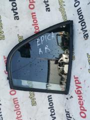 Запчасть стекло двери заднее правое Chevrolet Epica 2006-2013