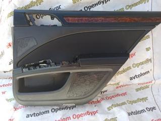 Запчасть обшивка двери задняя правая Skoda Superb