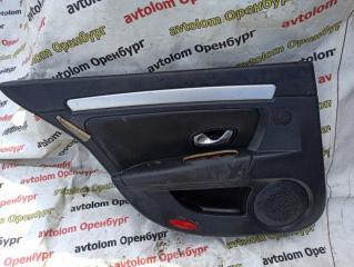 Запчасть обшивка двери задняя левая Renault Laguna