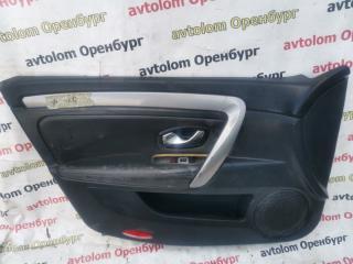 Запчасть обшивка двери передняя левая Renault Laguna