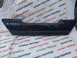 Запчасть накладка двери багажника Nissan X-Trail