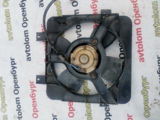 Запчасть вентилятор системы охлаждения Лада 2110