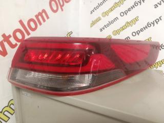 Запчасть фонарь задний правый Kia Optima 2015-2020