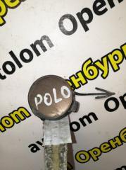 Запчасть заглушка буксировочного крюка Volkswagen polo