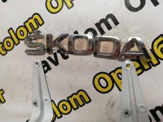 Запчасть эмблема Skoda Rapid 2013