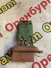 Запчасть резистор отопителя (реостат) Fiat Albea
