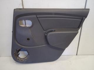 Запчасть обшивка двери задняя правая Renault Duster 2012