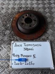 Запчасть диск тормозной задний Ford Mondeo 2007 -2015