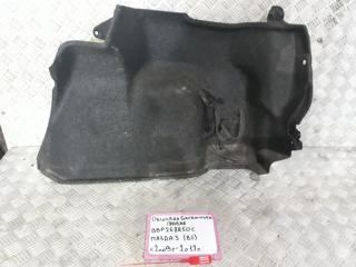 Запчасть обшивка багажника правая Mazda 3 2009-2013