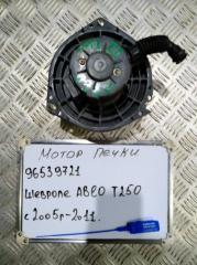 Запчасть мотор печки Chevrolet Aveo 2005-2011