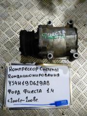 Запчасть компрессор кондиционера Ford Fiesta 2005  -2008