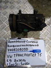 Запчасть компрессор кондиционера Volkswagen Transporter T5 2005