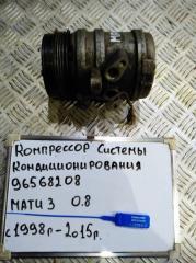 Запчасть компрессор кондиционера Daewoo Matiz 1998-2015
