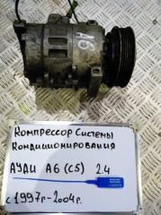 Запчасть компрессор кондиционера Audi A6 2001-2004