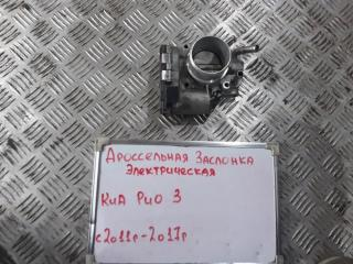 Запчасть дроссельная заслонка Kia Rio 3 2011-2017