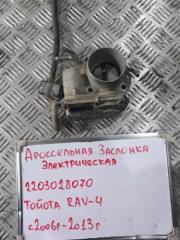 Запчасть дроссельная заслонка Toyota RAV4 2006-2013