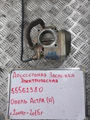 Запчасть дроссельная заслонка Opel Astra H 2004-2015