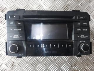 Запчасть магнитола Hyundai I40 2012  - 2015