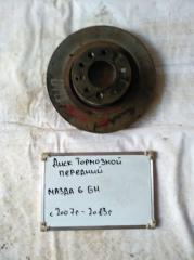 Запчасть диск тормозной передний правый Mazda 6 2007-2013
