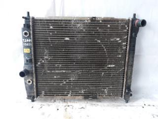Запчасть радиатор двс Chevrolet Aveo 2002-2008