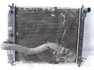Запчасть радиатор двс Chevrolet Aveo 2005-2011