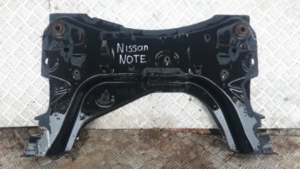 Запчасть подрамник передний Nissan Note 2006-2013