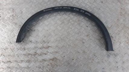 Запчасть накладка на крыло задняя правая Nissan Juke 2011-2017