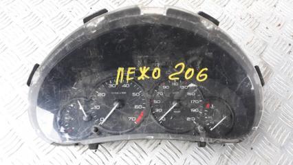 Запчасть панель приборов Peugeot 206 1998-2012