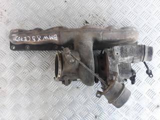 Запчасть турбокомпрессор BMW X5 2007-2013