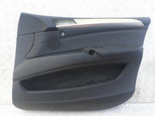 Запчасть обшивка двери передняя правая BMW X5 2007-2013