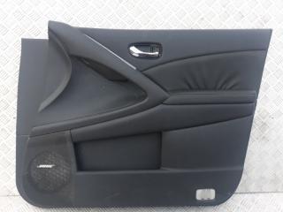 Запчасть обшивка двери передняя правая Nissan Murano 2008-2015