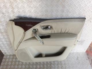 Запчасть обшивка двери передняя правая Nissan Patrol 2013