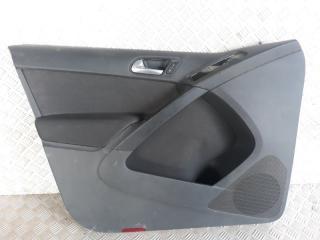 Запчасть обшивка двери передняя левая Volkswagen Tiguan 2008-2016