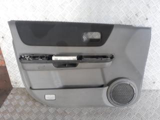Запчасть обшивка двери передняя левая Nissan X-Trail 2001-2006