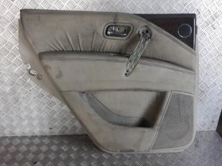 Запчасть обшивка двери задняя левая Nissan Patrol 2013