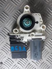 Запчасть мотор стеклоподъемника задний левый Volkswagen Passat B6 2005  -2010