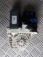 Запчасть мотор стеклоподъемника задний правый Volkswagen Passat B6 2005  -2010