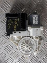 Запчасть мотор стеклоподъемника передний правый Volkswagen Tiguan 2008-2016