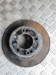 Запчасть диск тормозной задний Kia Ceed 2012-2016