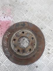 Запчасть диск тормозной задний Mazda 6 2009
