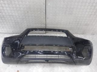 Запчасть бампер передний Mitsubishi ASX 2012-2016