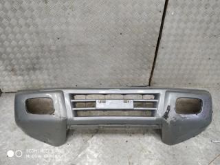 Запчасть бампер передний Mitsubishi Pajero 2000-2002
