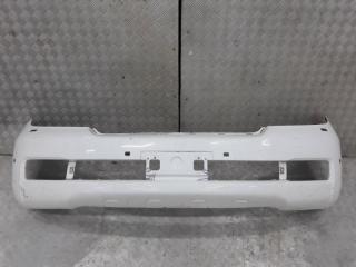 Запчасть бампер передний Toyota Land Cruiser 2008-2012