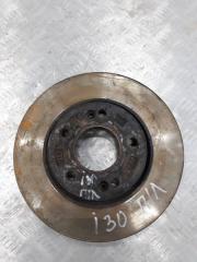 Запчасть диск тормозной передний левый Hyundai I30 2012-2017