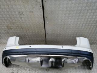 Запчасть бампер задний Audi A6 2010-2014