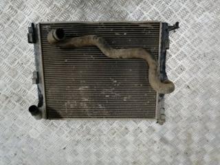 Запчасть радиатор двс Renault Logan 2005-2009