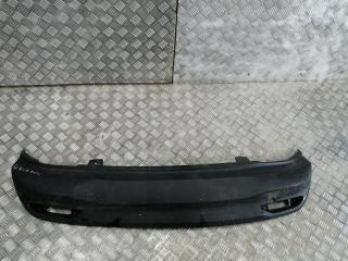 Запчасть накладка на бампер задняя Kia Rio3 2011-2017