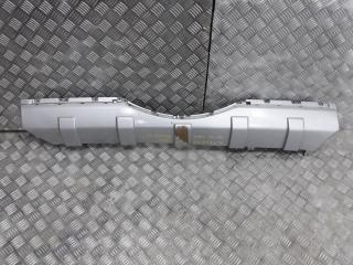 Запчасть накладка на бампер задняя Mitsubishi Pajero 4 2006-2011