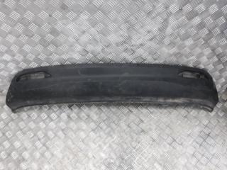 Запчасть накладка на бампер задняя Kia Rio 3 2011-2015