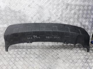 Запчасть накладка на бампер задняя Suzuki SX4 2006-2013